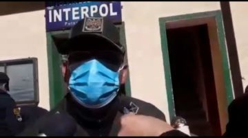 Interpol desarrolla operativos de control de extranjeros