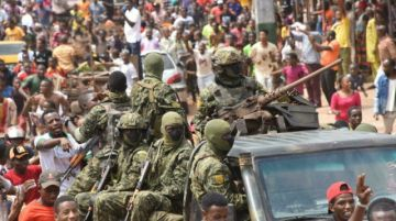 Los golpistas en Guinea convocan a los exministros
