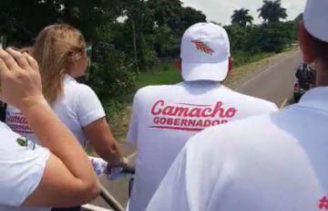 Defensa de dos militares pide que Camacho sea citado y aclare con nombres sus dichos en video filtrado