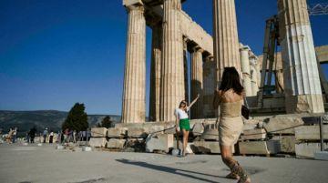 Visitantes locales salvan la temporada turística de Europa