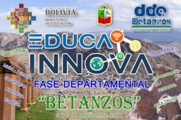 Educa Innova convoca a 83 maestros de los 33 distritos del Departamento