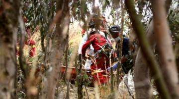 Joven desmembrada fue asesinada entre 18 y 36 horas antes de ser hallada en Inca Llojeta