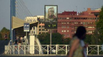 Europa registró en 2021 su verano más cálido, según un organismo europeo