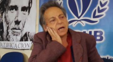 Viceministro Cox acusa a Amparo Carvajal de incitar a delinquir y a rearticular la RJC