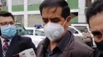 Aprehenden al exgeneral de la Policía Rodolfo Montero por el caso Senkata