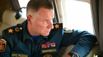 Un ministro ruso muere durante un entrenamiento en la zona ártica