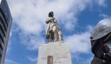 Alcalde de La Paz alerta que grupos pretenden 'hacer caer monumentos' en octubre