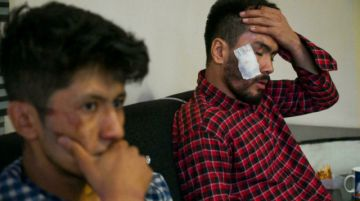 Las cuatro horas infernales de dos periodistas afganos golpeados por los talibanes