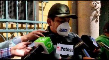 Una colisión causa dos heridos en el norte de Potosí