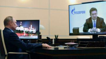 El gasoducto ruso-alemán Nord Stream 2, terminado tras años de tensiones