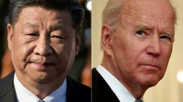 """Biden y Xi hablan para evitar un """"conflicto"""" entre EEUU y China"""