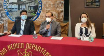 Cochabamba: Médicos presentan estudio que revela la situación de anticuerpos en personal de salud
