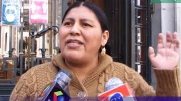 Interculturales reaccionan indignadas por reuniones de hija de Áñez con políticos de EEUU