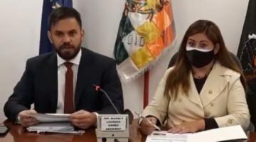 Diputado de CC exige al ministro de Gobierno que explique uso de un video pasado en un informe