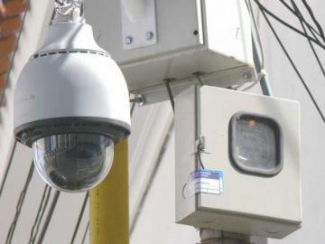 Verifican el estado de las cámaras de seguridad
