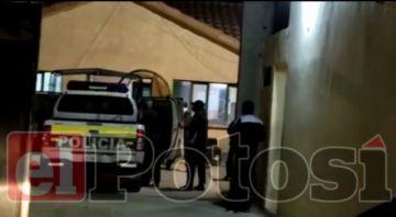 Así llegó el líder de la Resistencia Cochala hasta el penal de Cantumarca