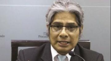 Procurador cree que no habrá recomendación de la CIDH en favor de Jeanine Áñez