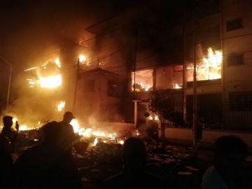 Notifican a ciudadanos por la quema del Tribunal Electoral Departamental
