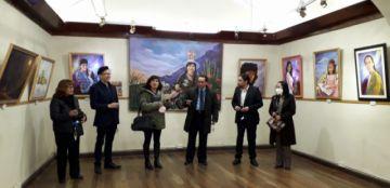 Cristóbal Corso pide a la gente que se cuide el patrimonio de Potosí