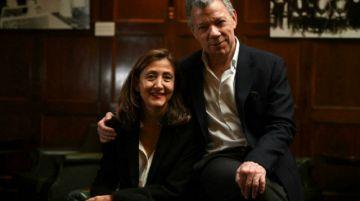"""Santos y Betancourt dialogan y proponen """"claves"""" para entender Colombia"""