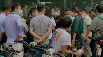 Se extienden en China las protestas contra gigante inmobiliario en problemas Evergrande