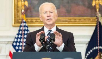 Biden acusa a Bolivia de haber fallado de forma demostrable en la lucha antidroga