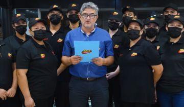 Hot Burger pide disculpas y asegura que hará todo lo necesario para reparar el 'inconveniente' a la afectada