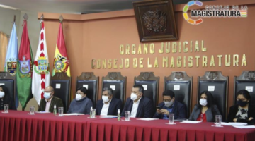 Magistratura anuncia acción penal contra exconsejeros por extravío de 200 expedientes