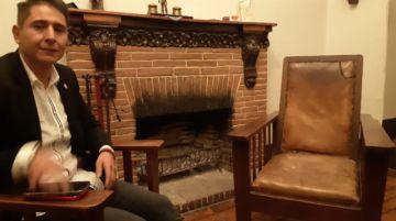 Viceministro de altas tecnologías energéticas dialoga con El Potosí