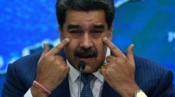 Maduro en México para cumbre de Celac, su primer viaje oficial tras acusación de EEUU