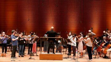 La Filarmónica de Nueva York está de vuelta tras la pandemia