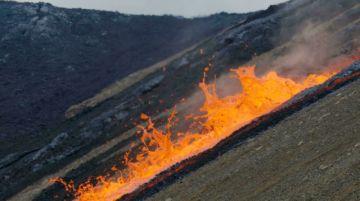 Erupción volcánica de Islandia es la más larga desde los años 1960