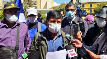 """El MAS afirma que elabora una lista de 35 """"golpistas"""" para que sean procesados por la justicia"""