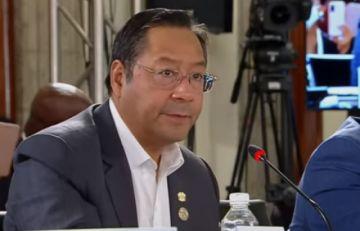 Luis Arce plantea a la Celac discutir transformación de la OEA