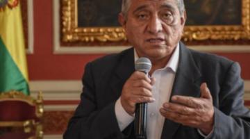 Arias advierte que el Gobierno aplica un plan para debilitar y sacar a alcaldes opositores