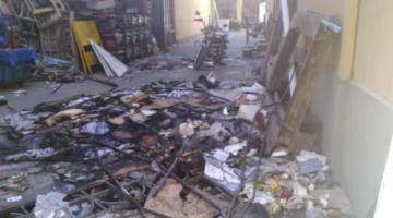 Fiscalía imputa a cinco personas por la quema del TED de Tarija