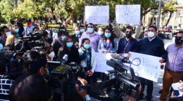 La ANP advierte que la Ley de Ganancias Ilícitas abre las puertas para levantar el secreto de fuente