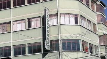 Denuncian toma de la sede de Adepcoca; la Policía resguarda el lugar