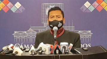 Presidente de Diputados Mamani asegura que la reserva de fuente está garantizada, CC dice que es falso