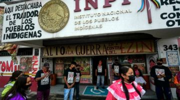 """""""Nada que celebrar"""", el sentir de indígenas mexicanos en bicentenario de la Independencia"""