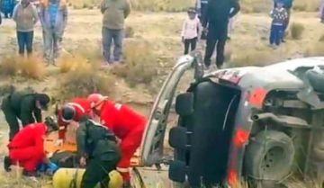 Fallece una persona en accidente de tránsito en la carretera La Paz-Oruro