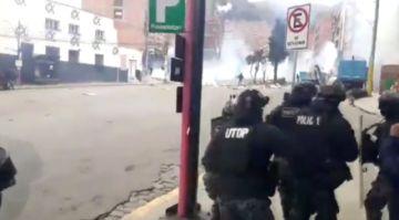Defensoría advierte que la Policía hizo uso desproporcional de la fuerza y artefactos explosivos contra cocaleros