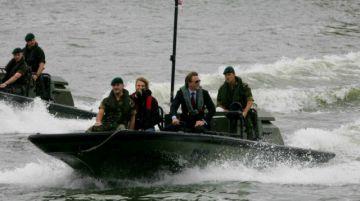 Daniel Craig designado comandante de la Royal Navy, igual que James Bond