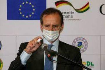Jorge Quiroga ve 'doble abuso' en la toma de Adepcoca y agresión a la prensa