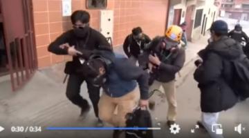"""Preocupa a la CIDH uso de la fuerza policial contra periodistas y llama al Gobierno a dar """"máximo grado"""" de garantías"""