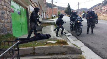 Conflicto Adepcoca: OACNUDH dice que uso excesivo de la fuerza debe ser sancionado para que no se repita