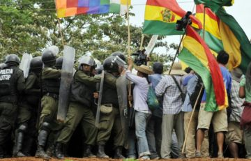 Mesa recuerda represión policial en Chaparina y ve hipocresía masista hacia los pueblos indígenas
