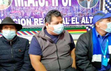Dirigente del MAS habla de crear una 'lista negra' de funcionarios 'pititas' para cambiarlos