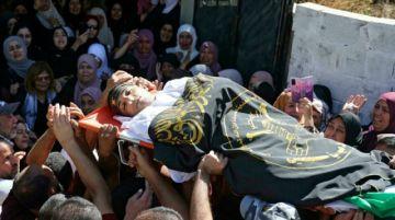 Reportan que hay cuatro palestinos muertos en una operación israelí en Cisjordania
