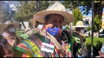 Ayllus del norte piden cárcel para el gobernador Camacho